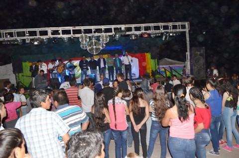 Los chicos de Zaparinqui, El Asustado y parajes rurales festejaron el D�a del Estudiante. Una jornada de felicidad por el d�a del estudiante para todos.