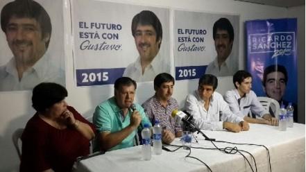 La Corriente de Expresi�n Peronista le disputar�a la candidatura a Capitanich en  las PASO. Gustavito estar�a dispuesto a dar lucha en Resistencia y S�enz Pe�a.