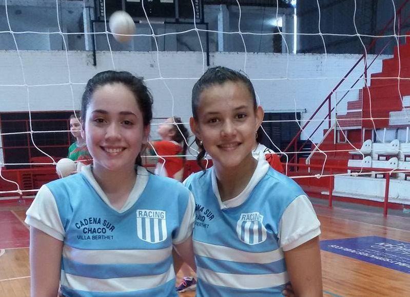 Dos Jugadoras De Racing De Villa Berthet Participarán En La