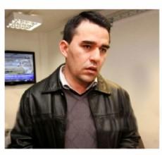 Nicanor Moreno, el ahora ex director del canal  estatal digital Chaco TV.
