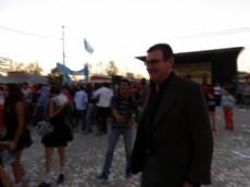 "Atlanto ""Pepe"" Honcheruk visit� General San Mart�n y el Masssismo se afianza en la provincia."