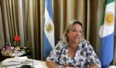 "Alicia Azula, precandidata a gobernadora de la provincia por ""Somos Parte""."