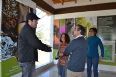 Centro de visitantes del Parque Nacional Chaco.