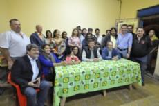 Peppo en Castelli propone inclusi�n para mayor igualdad en la provincia.