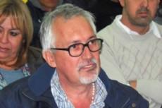 Germ�n Bittel, precandidato a gobernador por el justicialismo.