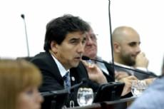 Ricardo S�nchez, presidente del Bloque de Diputados del PJ.