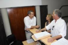 Corregido en el encuentro con los funcionarios de Uni�n por Chaco.