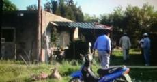 La anciana fue encontrada muerta en el interior de su casa.