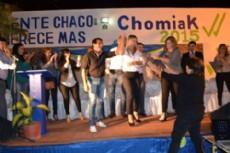 Chomiak adelant� que su objetivo es poner en marcha el �rea de Neonatolog�a y Terapia intermedia, la construcci�n de salas de primeros auxilios en los distintos barrios a trav�s de gesti�n municipal.