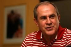 """Roy Nikisch, dirigente de la UCR """"Somos Parte""""."""