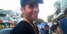 Carlos Nair Menem protagoniz� un incidente en la ciudad de Resistencia.