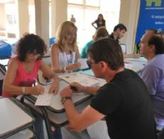 En el transcurso de los d�as lunes y martes de la semana pr�xima equipos del Instituto de Vivienda estar�n trabajando en la escuela N� 1005.