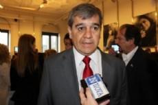 Alberto Nievas, intendente de la localidad de Castelli (Imagen de archivo).