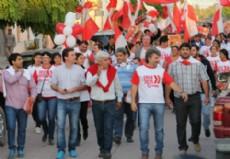 Reschini lider� en Pinedo las elecciones Primarias.