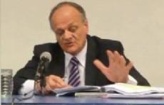 Jos� Giuggia, dice ex encargado del �rea de Discapacidad y Relaciones Institucionales de la Defensor�a.