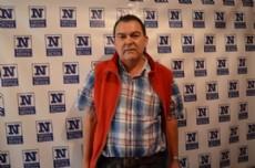 Presidente de la Casa del Chaco en la provincia de Buenos Aires e integrante de la Juan Domingo de Berisso, Pablo Meza.