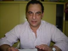 Leandro Salom, el precandidato a intendente de Villa �ngela.