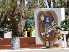 El municipio de la localidad de Campo Largo trabaja para mejorar la circulaci�n del tr�nsito.