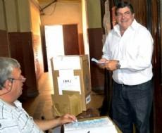 Carim Peche, actual jefe de interbloque legislativo por Uni�n por Chaco (Imagen del archivo).