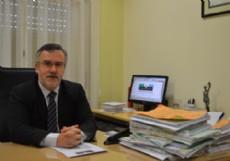 El juez V�ctor del R�o, a cargo de la C�mara Segunda en lo Criminal de Resistencia.