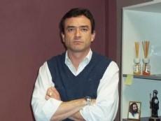 Gustavo Balbuena, intendente de Napenay.