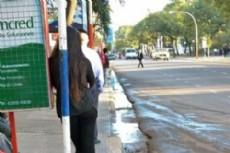 Los colectivos en Resistencia no har�n el recorrido de 4 a 7 de la ma�ana de este jueves.