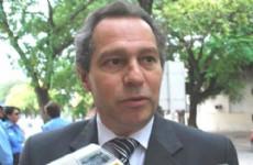 Juan Jos� Bergia, diputado del Nuevo Espacio de Participaci�n mostr� su apoyo a Peppo para 2015.