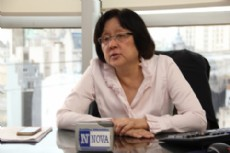 Alicia Terada, diputada nacional por ARI. (Fotos: Andr�s Tamborini)