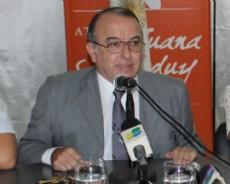 Oscar Ar�valo, ex funcionario del Frente Chaco Merece M�s y ahora aliado a la oposici�n.