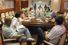 Por separado, el gobernador recibi� a los diputados de ambas bancadas pol�ticas.