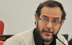 El diputado Gustavo Mart�nez del Bloque Libres del Sur.