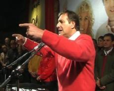 �ngel Rozas, senador nacional por la UCR.