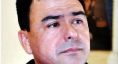 Gustavo Pe�a, jefe de la Polic�a del Chaco.