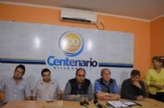 """Autoridades presentan el plan de manejo """"Rutas en Rojo""""."""