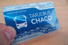 La empresa Tarjebus trabaja a sol y sombra para entregar los soportes de pago.