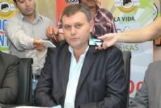 N�stor Rolhaiser el pre candidato a intendente de Juan Jos� Castelli y presidente Loter�a Chaque�a.
