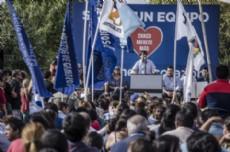 Gustavo Mart�nez conf�a en obtener un resultado que lleve al peronismo al municipio de Resistencia.