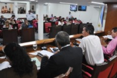 El acto ser� en el Recinto de Sesiones �Deolindo Felipe Bittel�, el domingo 1� de marzo a las 8.30 horas. (Imagen de archivo)