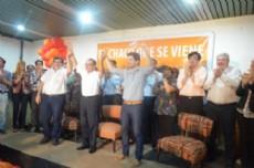 Cipollini present� a su equipo de trabajo para retener la municipalidad de S�enz Pe�a.